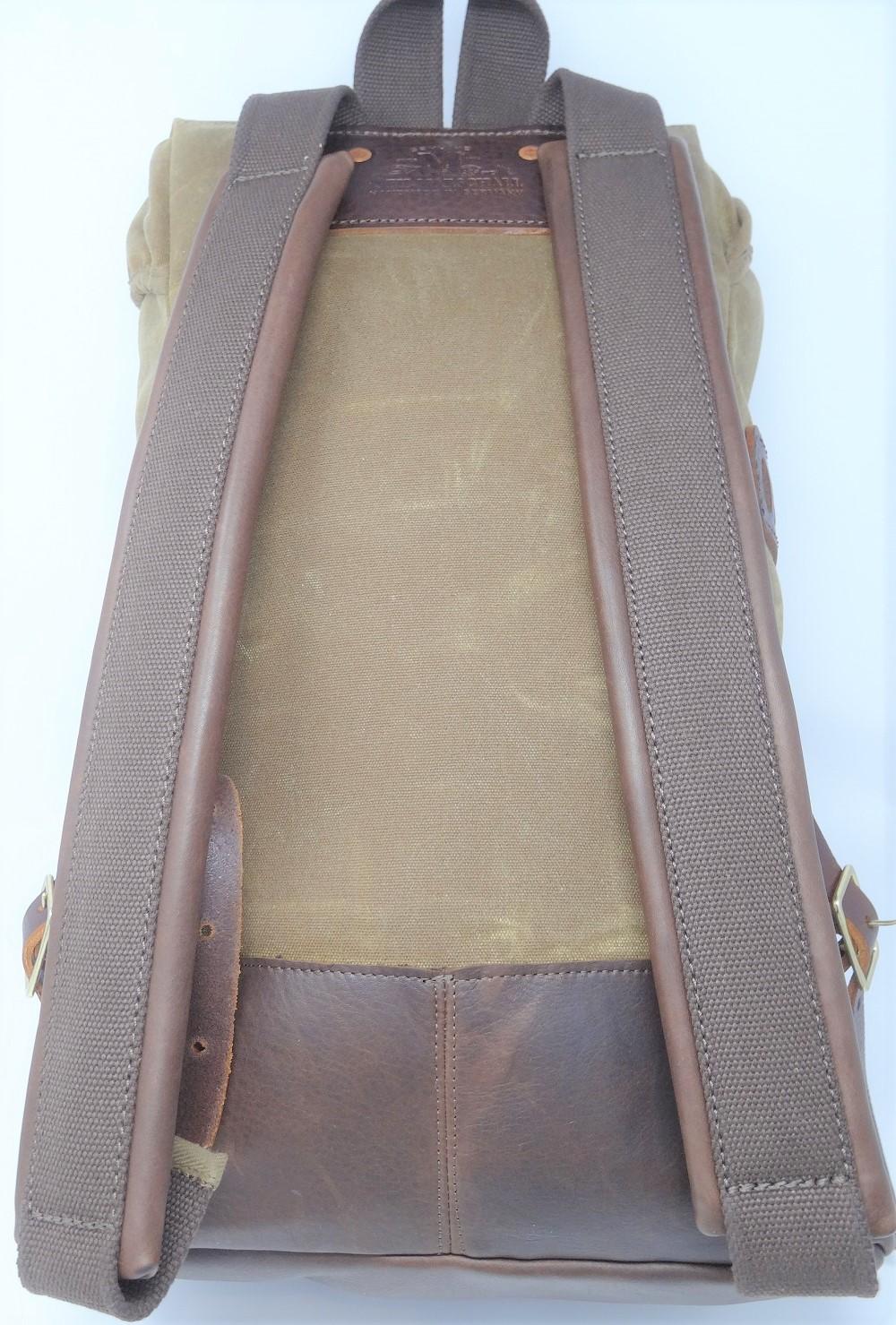 GRAND SOLO PACK (Waxcanvas, Vintage Leder)
