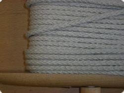 Wäscheseil auf Holzspindel