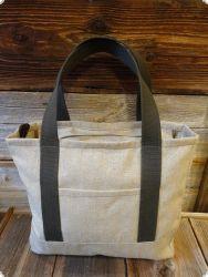 LINEN TOTE BAG (100% Flax)