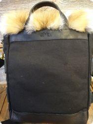 FOX MINI REPORTER BAG (canvas)